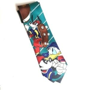 Disney Neck Tie Mickey Mouse